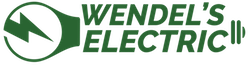 Wendel's Electric Logo