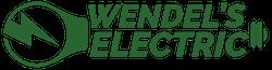 Wendel's Electric Logo